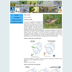 Atlas des oiseaux de Haute-Normandie