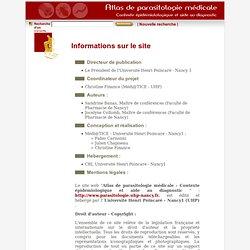 Atlas de parasitologie médicale