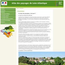 Atlas des Paysages de la Loire-Atlantique