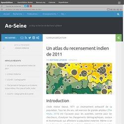 Un atlas du recensement indien de 2011 – Ao-Seine