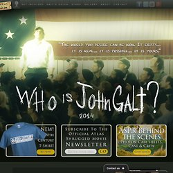 Atlas Shrugged Movie - The Official Atlas Shrugged Movie Web Site