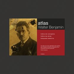Atlas Walter Benjamin