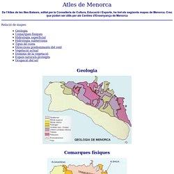 Atles de Menorca