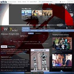 Atlesian Knight-200 - RWBY Wiki - Wikia