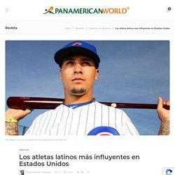 Los atletas latinos más influyentes en Estados Unidos