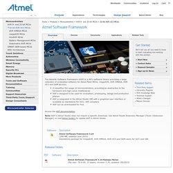 Atmel Software Framework
