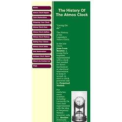 Atmos Clock History
