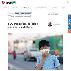 SOS atmosfera: anidride carbonica e dintorni