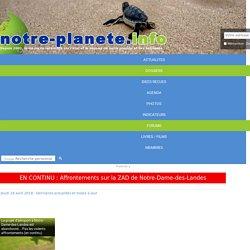 Pollution de l'air ou pollution atmosphérique : définition - notre-planete.info