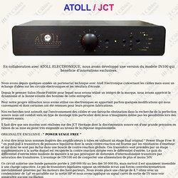 ATOLL / JCT