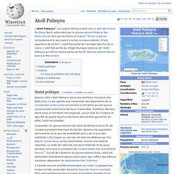 Atoll Palmyra