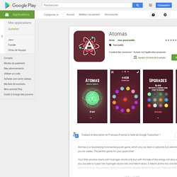 Atomas – Apps para Android no Google Play
