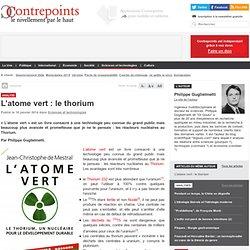 L'atome vert : le thorium