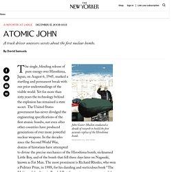 Atomic John