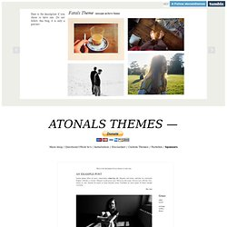 Atonals Themes