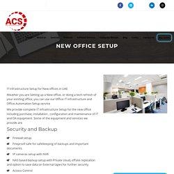 Server Maintenance Services in Dubai