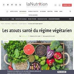 Les atouts santé du régime végétarien