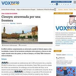 VoxEurop.eu: actualidad europea, viñetas y revistas de prensa