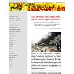 Des atrocités sont perpétrées par l'« armée syrienne libre »