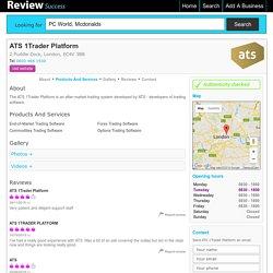 ATS 1Trader Platform