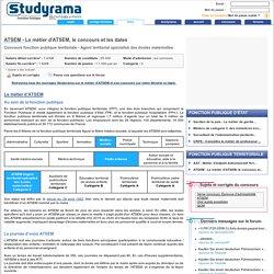 ATSEM - Le métier d'ATSEM, le concours et les dates - Bankexam.fr