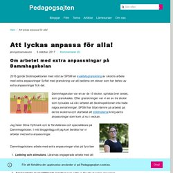 Pedagogsajten Familjen Helsingborg