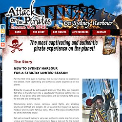 Attack Of The Pirates - A Unique Show for Family Entertainment