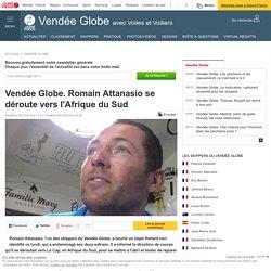Vendée Globe. Romain Attanasio se déroute vers l'Afrique du Sud