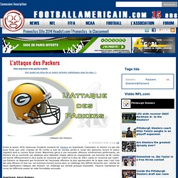L'attaque des Packers