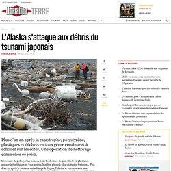 L'Alaska s'attaque aux débris du tsunami japonais