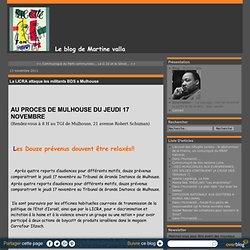 2011 Mulhouse la LICRA interdit le Boycot Israel