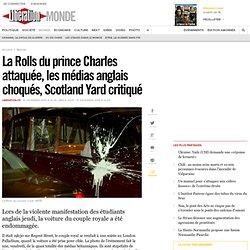 La Rolls du prince Charles attaquée: Shocking!