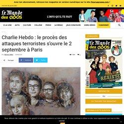 Charlie Hebdo : le procès des attaques terroristes s'ouvre le 2 septembre à Paris