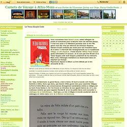 Le Tessa Quayle Code - Les mystères… - La polémique enfle… - Les mystères… - Les mystères… - Les mystères… - Les mystères… - Les Mystères… - Les mystères… - Les mystères… - Les Mystères… - Carnets de Voyage à Athis-Mons