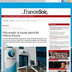 28/11 Pôle emploi: la fraude atteint 89 millions d'euros