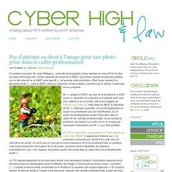 Pas d'atteinte au droit à l'image pour une photo prise dans le cadre professionnel