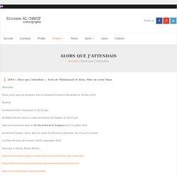 Bissane AL CHARIF - Sécographe