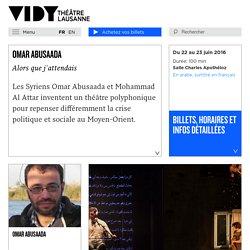 Théâtre Vidy Lausanne