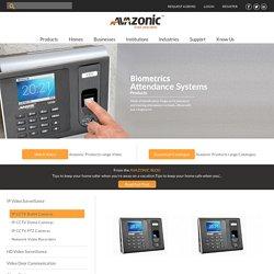 Biometric Time Attendance System, Fingerprint Time Attendance - Avazonic