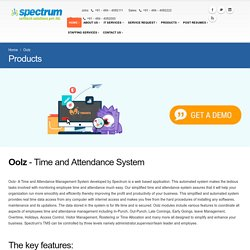 Time and Attendance Management System, Time and Attendance Management Software