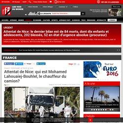 Attentat de Nice: qui est Mohamed Lahouaiej-Bouhlel, le chauffeur du camion?