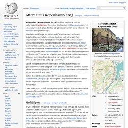 Attentatet i Köpenhamn 2015