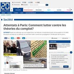Attentats à Paris: Comment lutter contre les théories du complot?