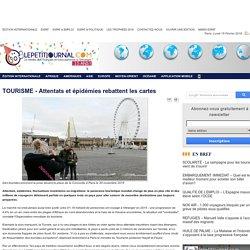 TOURISME - Attentats et épidémies rebattent les cartes