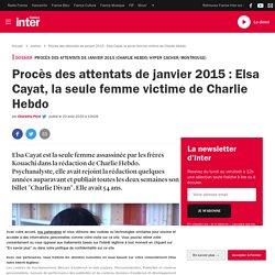Procès des attentats de janvier 2015 : Elsa Cayat, la seule femme victime de Charlie Hebdo