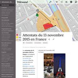 Attentats du 13 novembre 2015 en France
