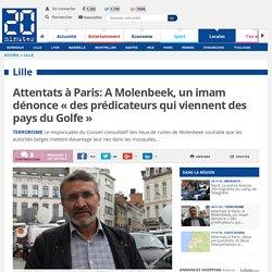 A Molenbeek, un imam dénonce « des prédicateurs qui viennent des pays du Golfe »