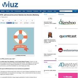 RTB : petit manuel de survie à l'attention des Directions Marketing