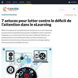 7astuces pour lutter contre le déficit de l'attention dans le eLearning - eLearning Industry