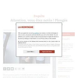 Attention, vous êtes notés ! Plongée dans la société de l'évaluation - Paris (75000)